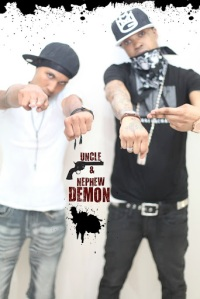Trini Named ''Nephew Demon'' by Tommy Lee