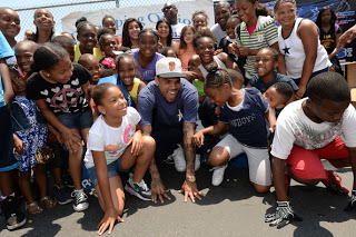 chris brown and children