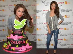 Selena Gomez turns 21