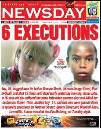 teens executed