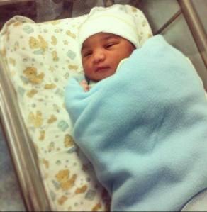 Terri Lyons baby mathias